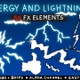 Energy And Lightning 55 Fx Elements - VideoHive Item for Sale
