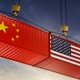 Economic Trade War Between Usa And China - VideoHive Item for Sale