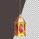 Golden Lantern Of Ramadan - VideoHive Item for Sale