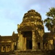 4K Entrance to the Main Temple Building at Angkor Wat in Siem Reap, Cambodia - VideoHive Item for Sale