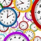 Colorful Clocks  - VideoHive Item for Sale
