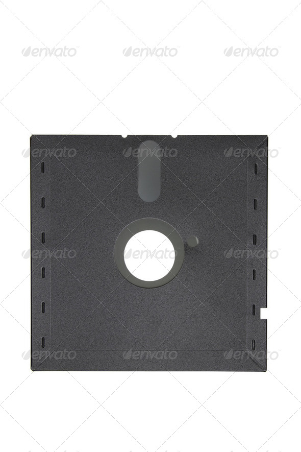 Floppy Disk - Stock Photo - Images