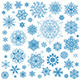 Snowflakes Vector Collection - GraphicRiver Item for Sale