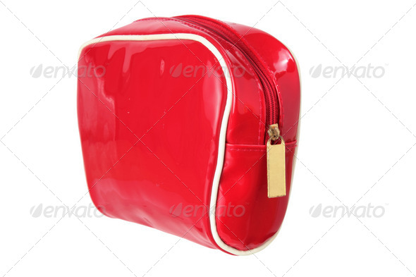 Cosmetic Bag - Stock Photo - Images
