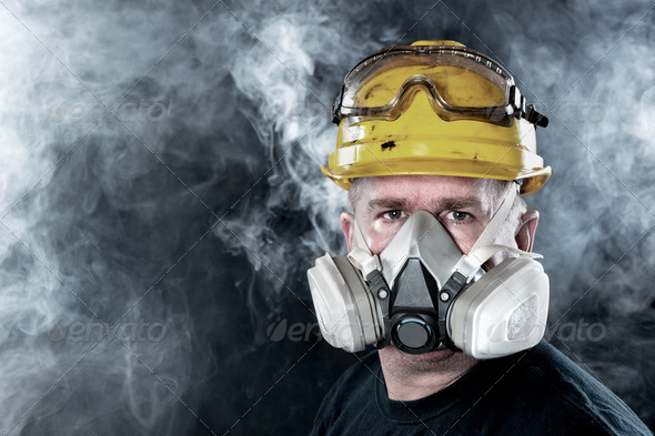 Rescue worker - Stock Photo - Images