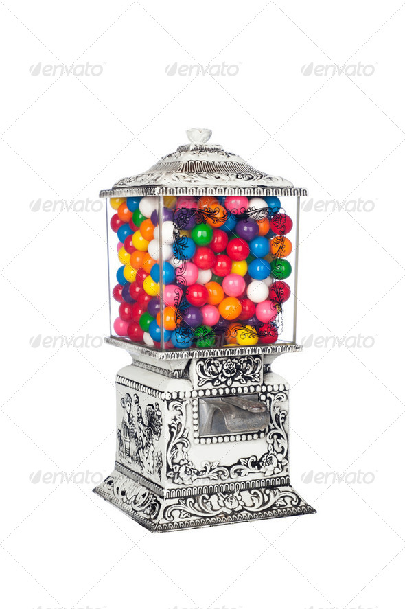 Candy Machine - Stock Photo - Images