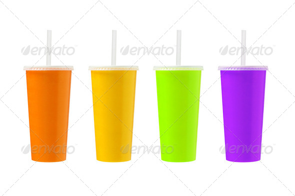 Fruit Juices - Stock Photo - Images