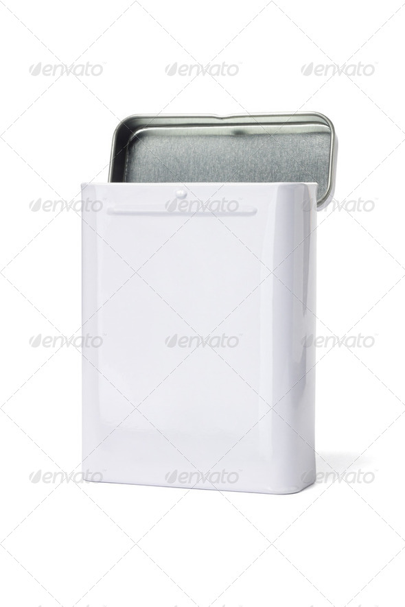 Open Metal Container - Stock Photo - Images