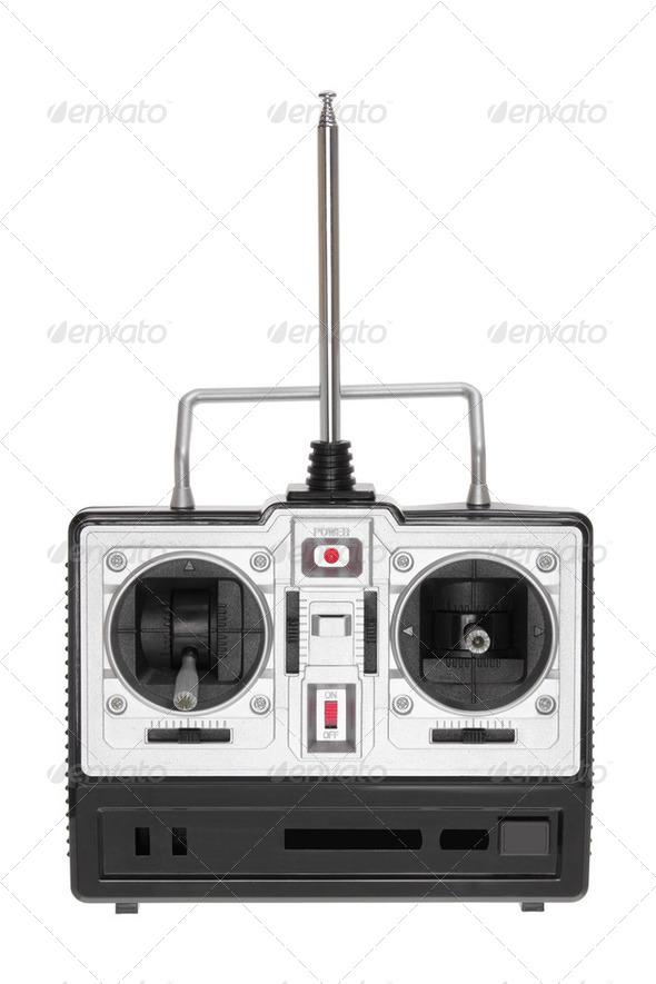 Radio Remote Control - Stock Photo - Images
