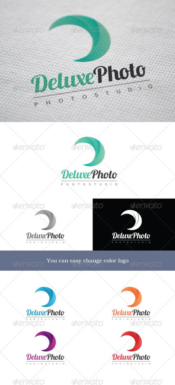 DeluxePhoto - Letters Logo Templates