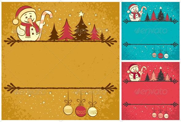 Christmas Card 4 - Christmas Seasons/Holidays