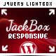 JackBox - Responsive Lightbox - WordPress Plugin - CodeCanyon Item for Sale