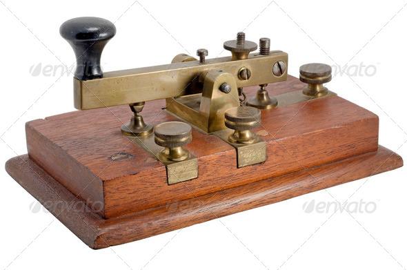 Morse Manipulator - Stock Photo - Images
