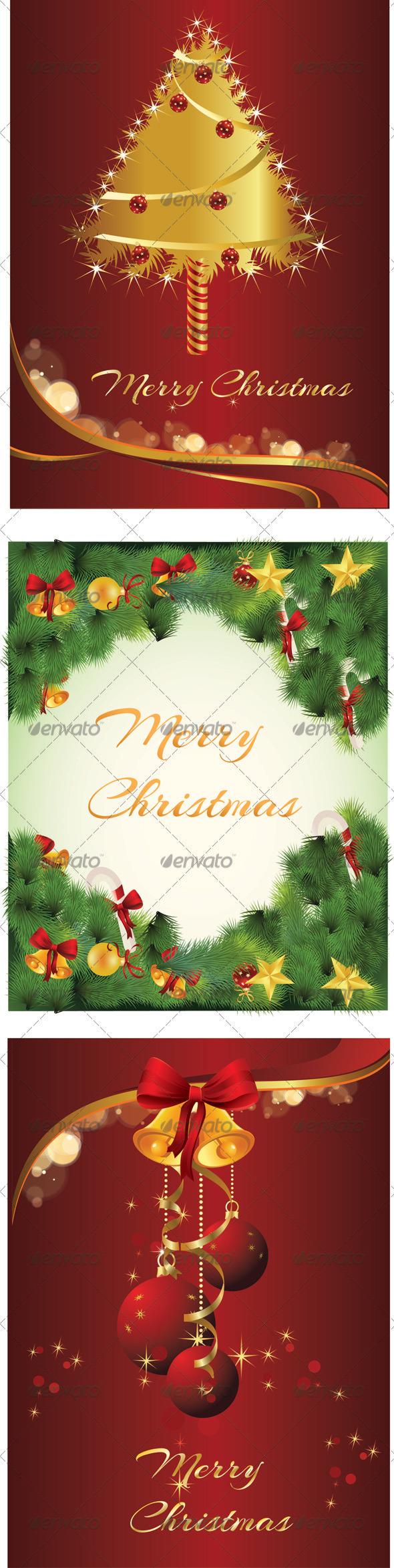 Christmas Card Pack - Christmas Seasons/Holidays