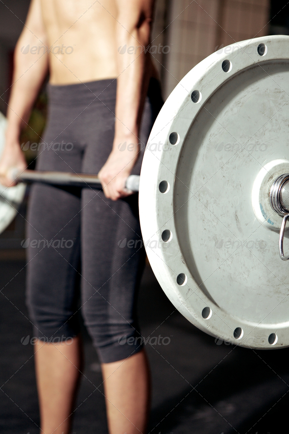 Weight Bar - Stock Photo - Images