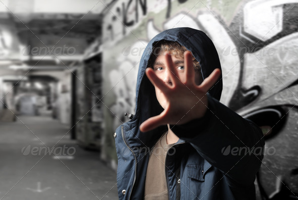 Mysterious Identity - Stock Photo - Images