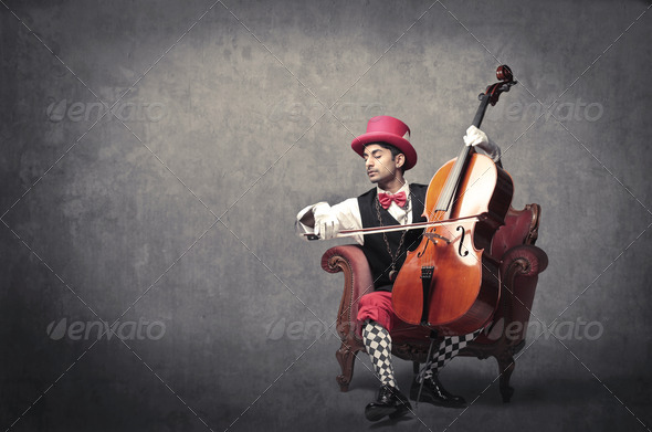 Musician - Stock Photo - Images