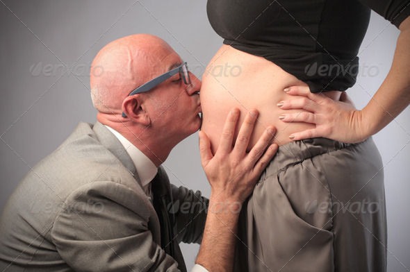 Maternity and Paternity - Stock Photo - Images