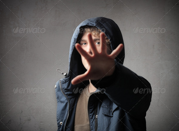 Misterious Identity - Stock Photo - Images
