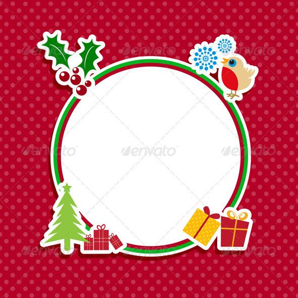 Cute Christmas Background - Christmas Seasons/Holidays