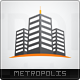 Metropolis Logo Template - GraphicRiver Item for Sale