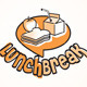 Lunch Break logo - GraphicRiver Item for Sale