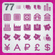 77 AI and PSD Finance Icons - GraphicRiver Item for Sale