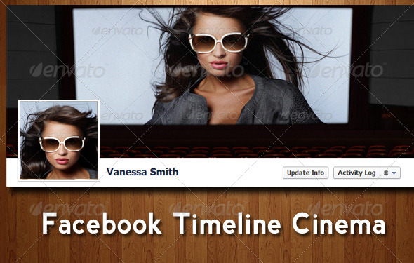 Facebook Cinema Timeline - Facebook Timeline Covers Social Media