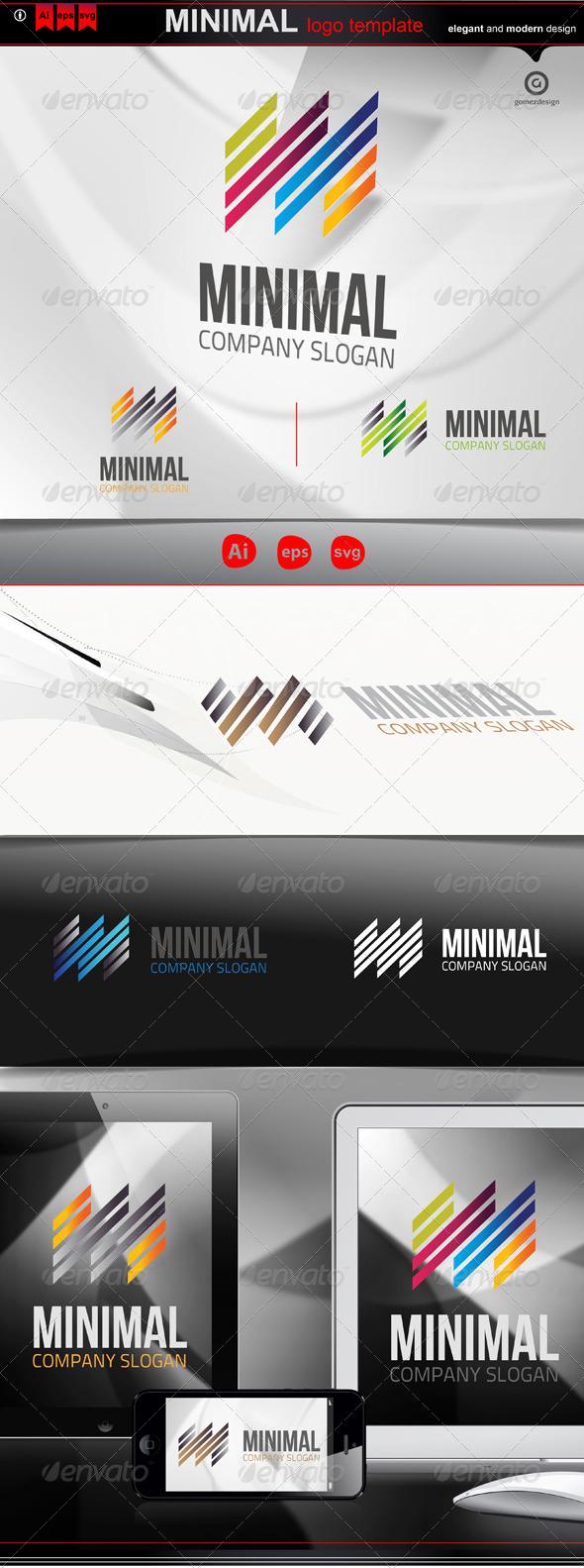 Minimal - Logo Templates