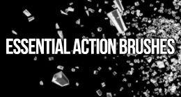 Essential Action Brushes