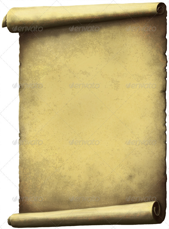 Old Scroll paper by sharpner | GraphicRiver