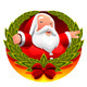 4 Santa Claus Characters - GraphicRiver Item for Sale