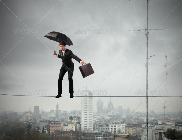 Business Risk - Stock Photo - Images