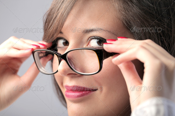 Glad Sight - Stock Photo - Images