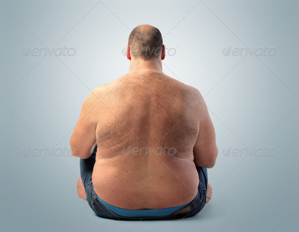 Fat Back - Stock Photo - Images