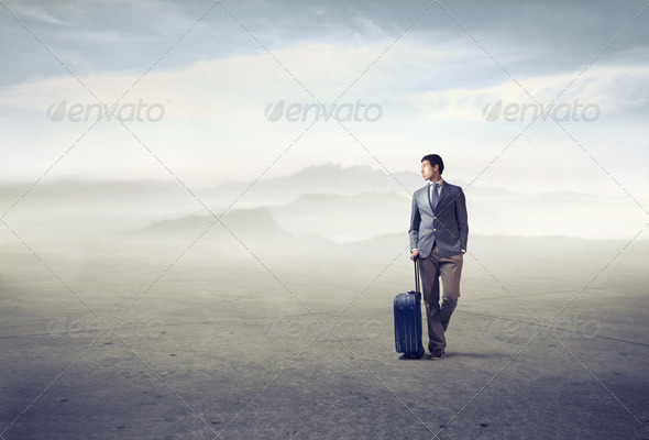 Leaving - Stock Photo - Images
