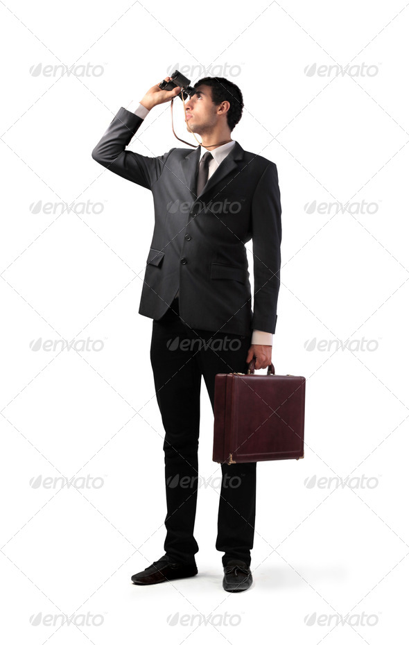 Business Search - Stock Photo - Images