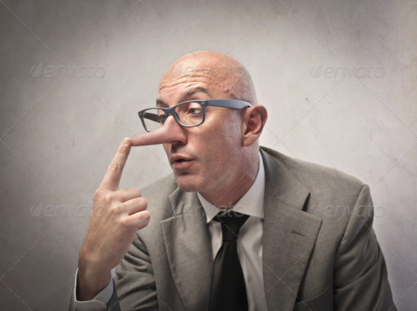 Liar - Stock Photo - Images