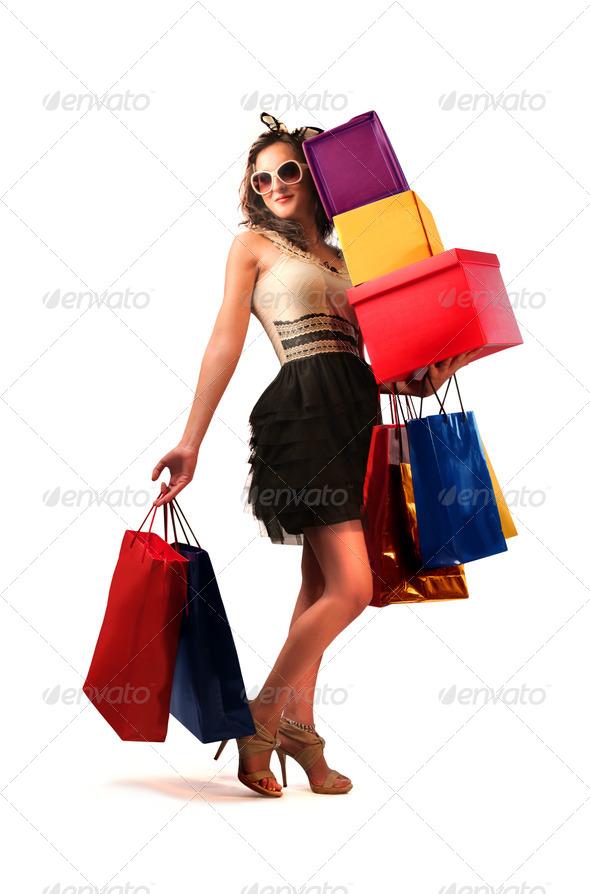 Shopping - Stock Photo - Images