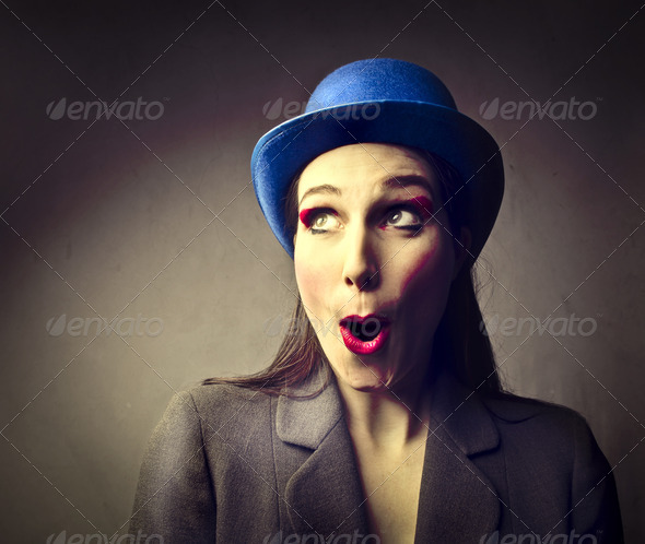 Spectacular Surprise - Stock Photo - Images