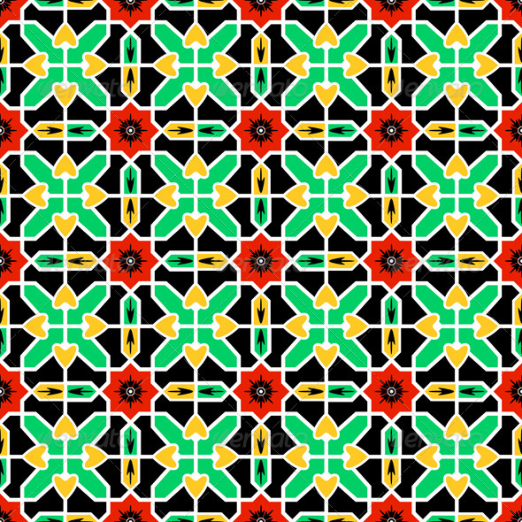 Pattern in Islamic design - Patterns Decorative