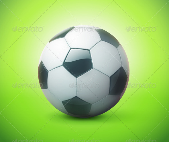 Soccer ball - Objects Vectors