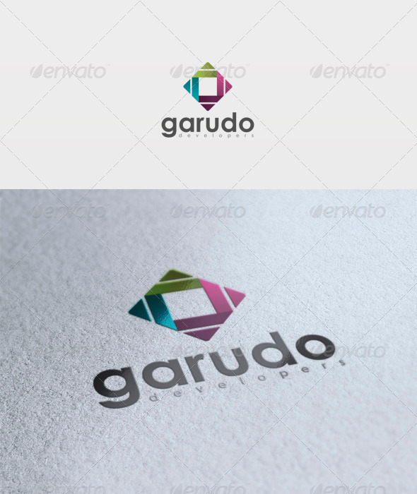 Garudo Logo - Vector Abstract