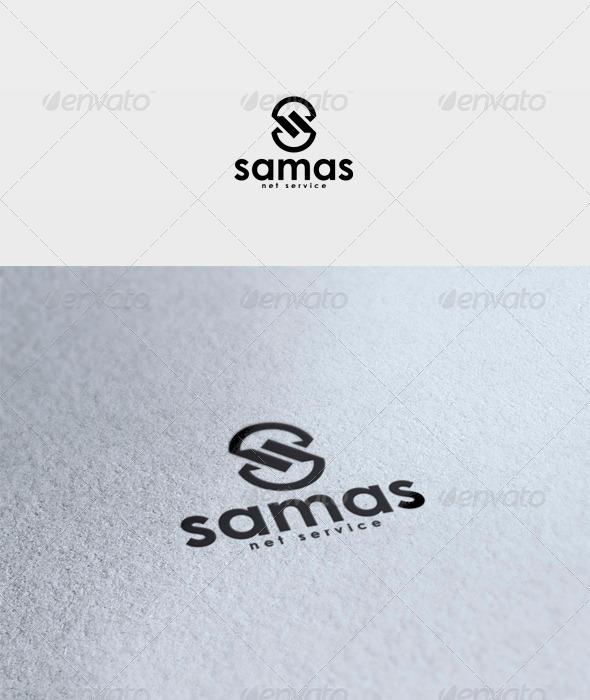 Samas Logo - Letters Logo Templates