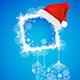 Christmas Abstract Frame - GraphicRiver Item for Sale
