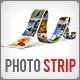 3D Photo Strip - Photorealistic Mockups - GraphicRiver Item for Sale