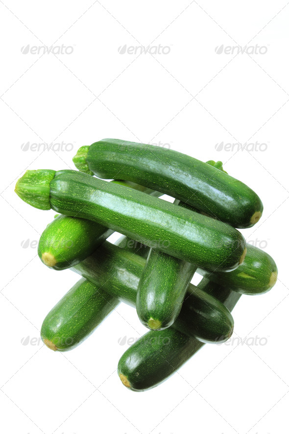 Zucchini - Stock Photo - Images