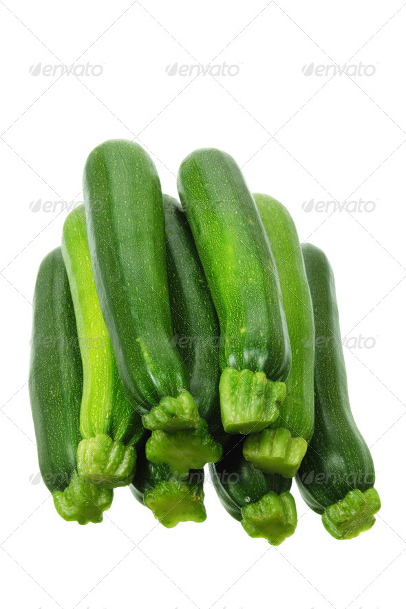 Zucchini - Stock Photo - Images