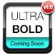 UltraBold. Responsive Coming Soon Page. - ThemeForest Item for Sale