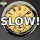 Slowdown Magic Spell